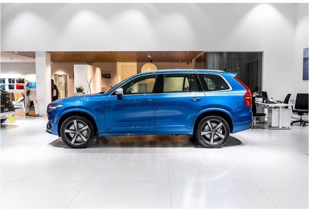 Volvo XC90, 2020 год, 5 540 930 руб.