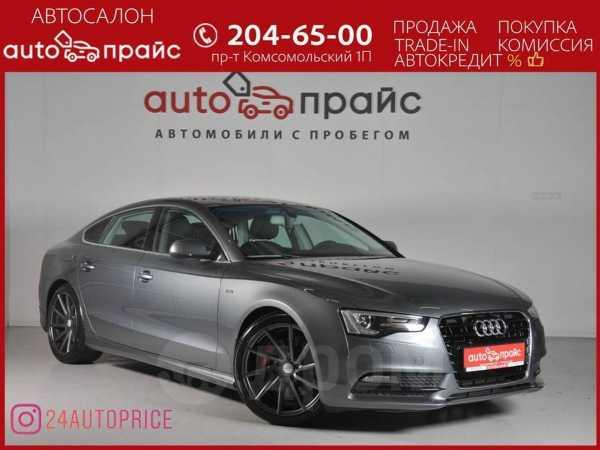 Audi A5, 2014 год, 1 220 000 руб.
