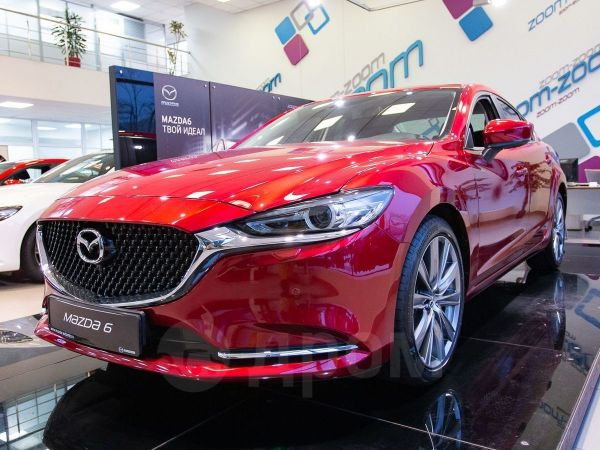Mazda Mazda6, 2020 год, 1 977 500 руб.
