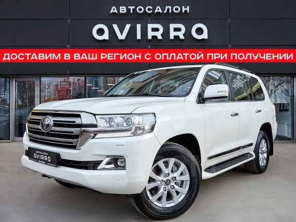 Toyota Land Cruiser, 2020 год, 5 577 000 руб.