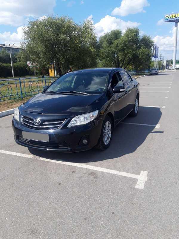 Toyota Corolla, 2010 год, 595 000 руб.