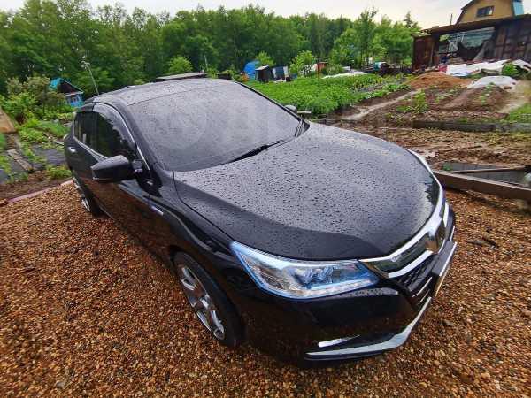 Honda Accord, 2015 год, 1 210 000 руб.