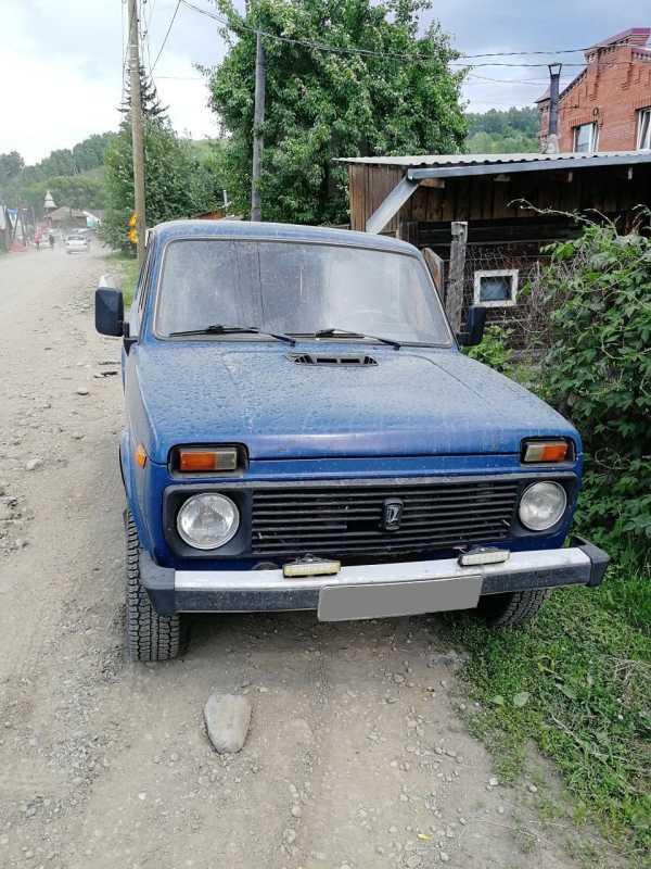 Лада 4x4 2121 Нива, 2003 год, 160 000 руб.