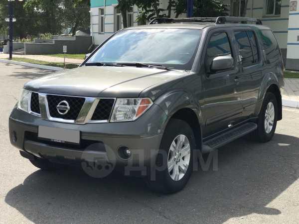 Nissan Pathfinder, 2005 год, 660 000 руб.