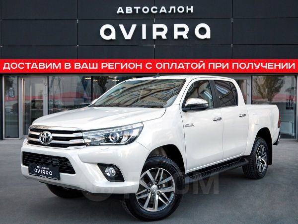 Toyota Hilux Pick Up, 2020 год, 2 779 000 руб.