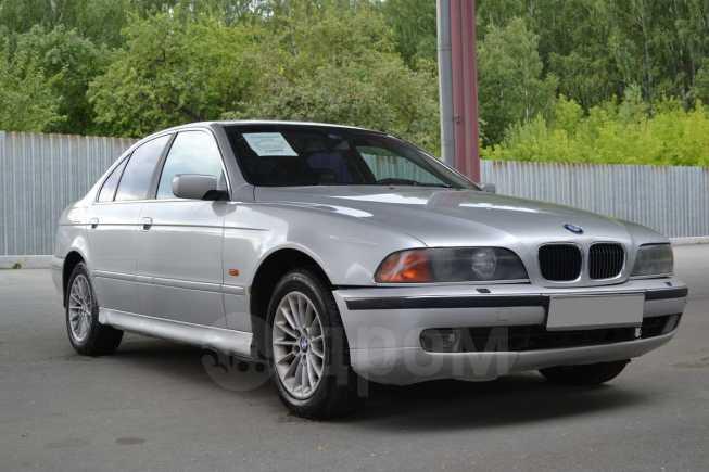 BMW 5-Series, 2001 год, 215 000 руб.