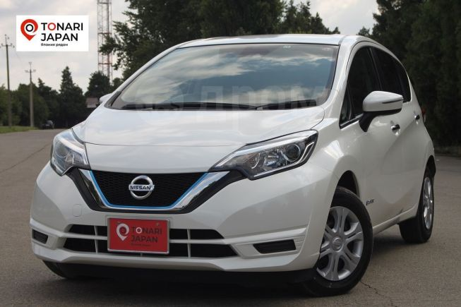 Nissan Note, 2016 год, 825 000 руб.