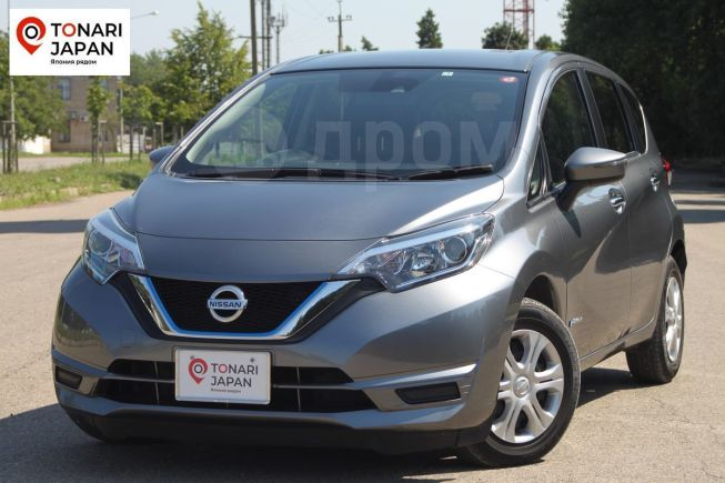 Nissan Note, 2016 год, 815 000 руб.