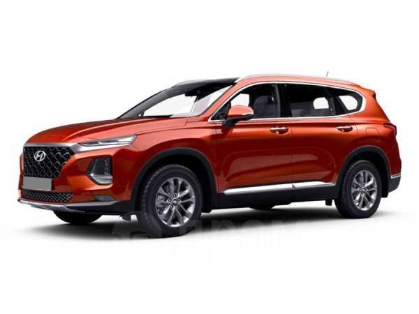 Hyundai Santa Fe, 2020 год, 3 034 000 руб.
