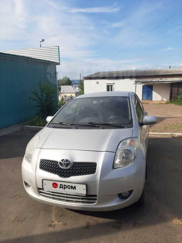 Toyota Yaris, 2007 год, 415 000 руб.