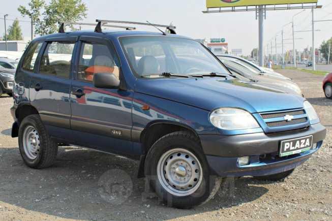 Chevrolet Niva, 2006 год, 219 000 руб.