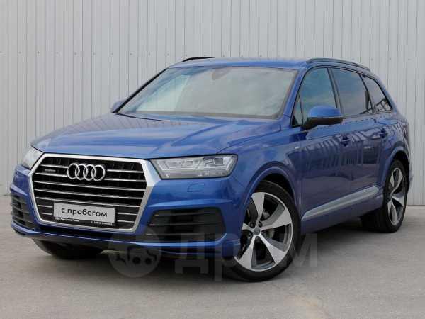 Audi Q7, 2016 год, 2 560 000 руб.