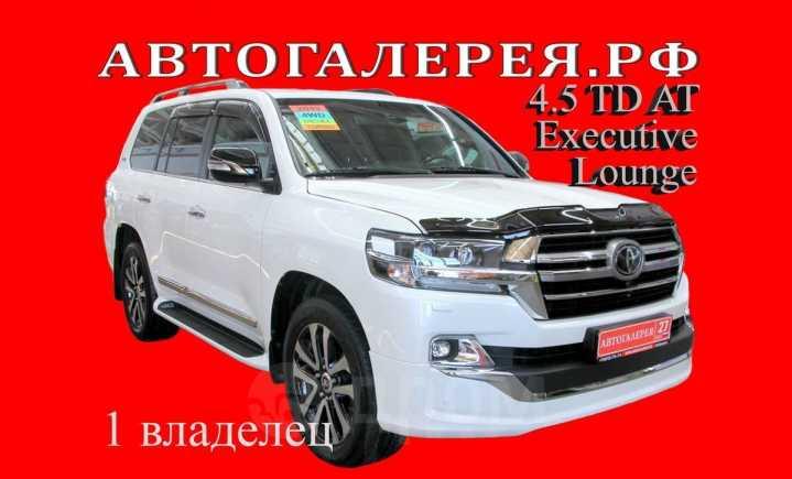 Toyota Land Cruiser, 2019 год, 5 798 000 руб.
