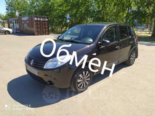 Renault Sandero, 2012 год, 307 000 руб.