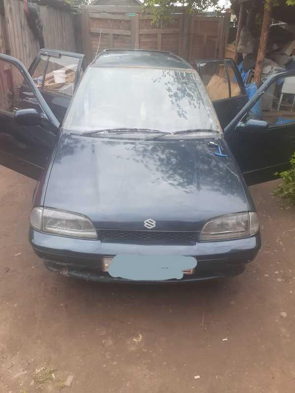 Suzuki Cultus, 1992 год, 65 000 руб.