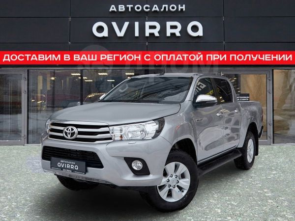Toyota Hilux Pick Up, 2020 год, 2 448 000 руб.