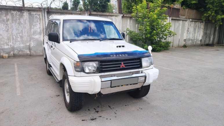 Mitsubishi Pajero, 1996 год, 409 000 руб.