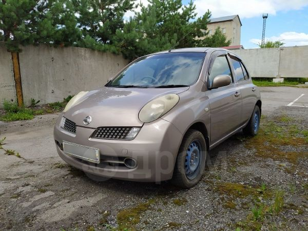 Nissan March, 2006 год, 210 000 руб.