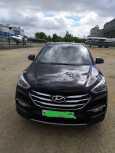 Hyundai Santa Fe, 2017 год, 1 740 000 руб.
