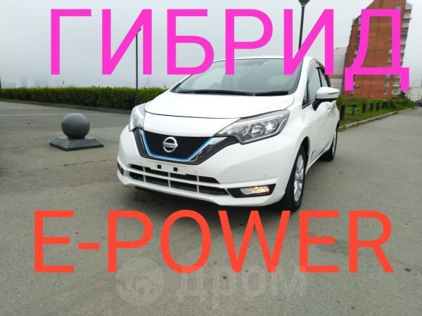 Nissan Note, 2018 год, 715 000 руб.