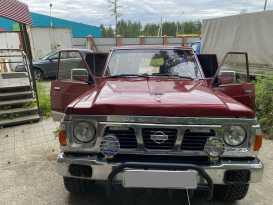 Усть-Илимск Nissan Patrol 1992