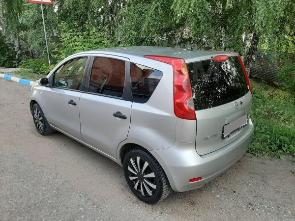 Nissan Note, 2006 год, 277 000 руб.