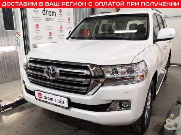 Toyota Land Cruiser, 2020 год, 5 544 000 руб.