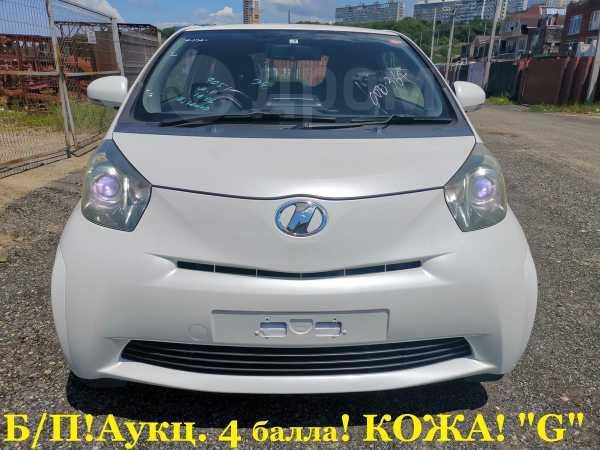Toyota iQ, 2009 год, 420 000 руб.