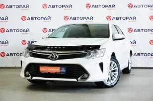 Ульяновск Toyota Camry 2016