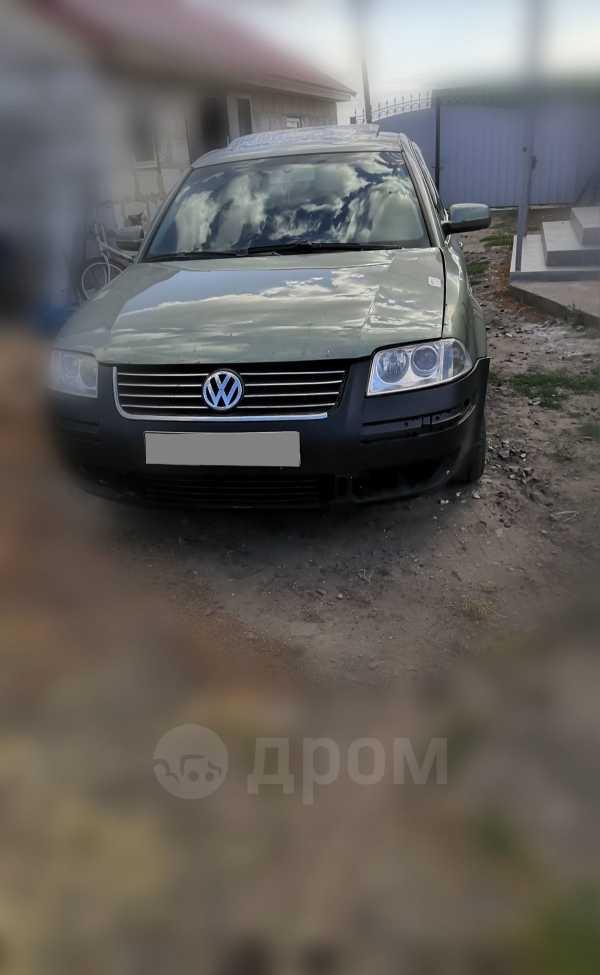 Volkswagen Passat, 2002 год, 190 000 руб.