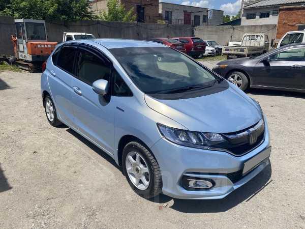 Honda Fit, 2018 год, 760 000 руб.