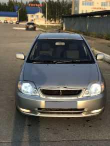 Нижневартовск Corolla Runx 2002