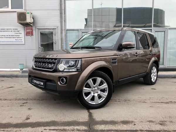 Land Rover Discovery, 2014 год, 1 986 000 руб.