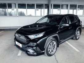 Москва Toyota RAV4 2020
