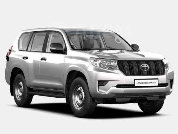 Toyota Land Cruiser Prado, 2020 год, 3 740 000 руб.