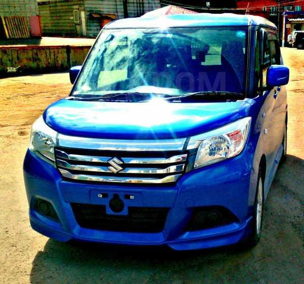 Suzuki Solio, 2017 год, 639 000 руб.