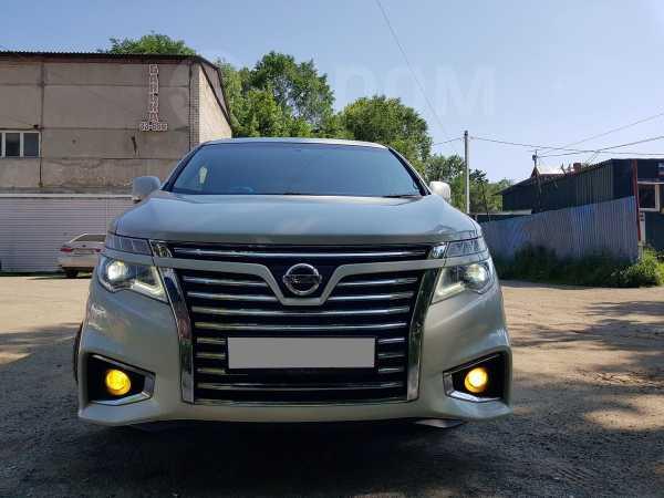 Nissan Elgrand, 2014 год, 1 350 000 руб.
