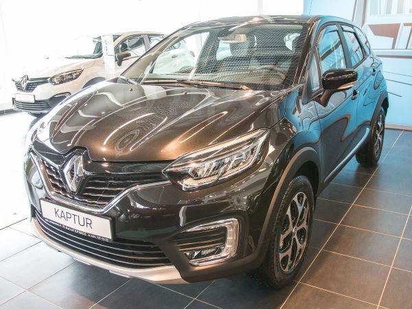 Renault Kaptur, 2020 год, 1 298 000 руб.