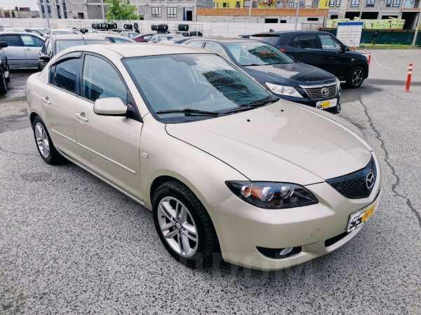 Mazda Mazda3, 2006 год, 270 700 руб.