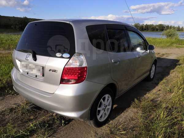 Honda Fit, 2004 год, 285 000 руб.