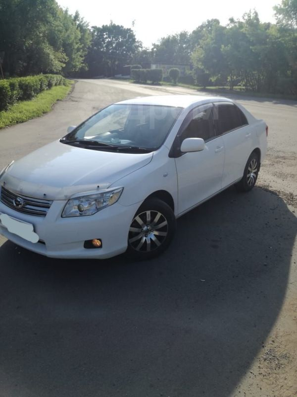 Toyota Corolla Axio, 2010 год, 505 000 руб.