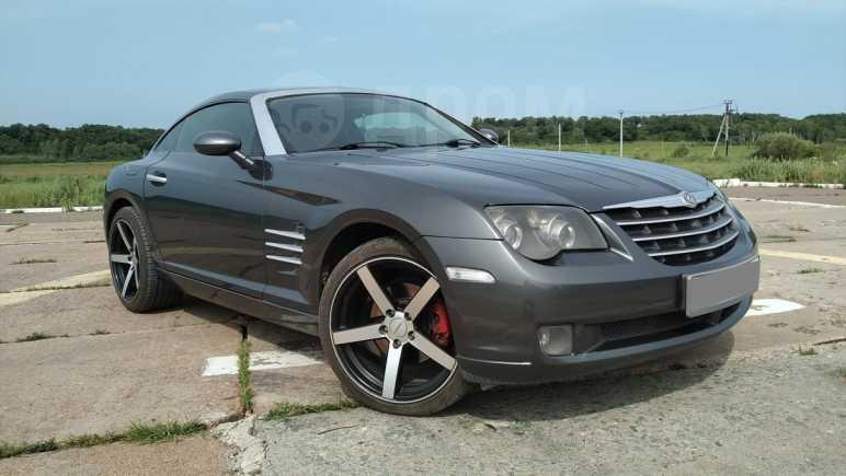 Chrysler Crossfire, 2003 год, 750 000 руб.