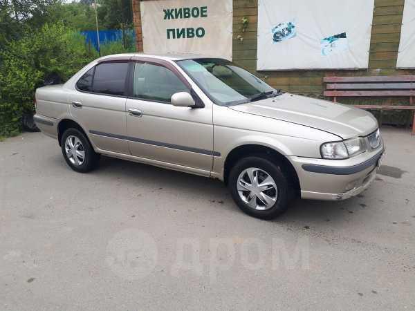 Nissan Sunny, 2001 год, 130 000 руб.