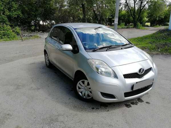 Toyota Vitz, 2009 год, 358 000 руб.
