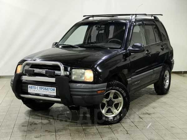 Chevrolet Tracker, 1999 год, 210 000 руб.