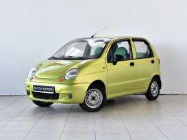 Тюмень Daewoo Matiz 2012