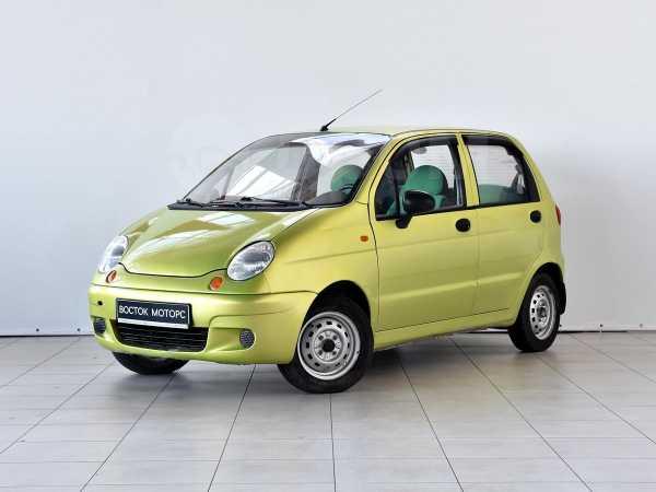 Daewoo Matiz, 2012 год, 113 000 руб.