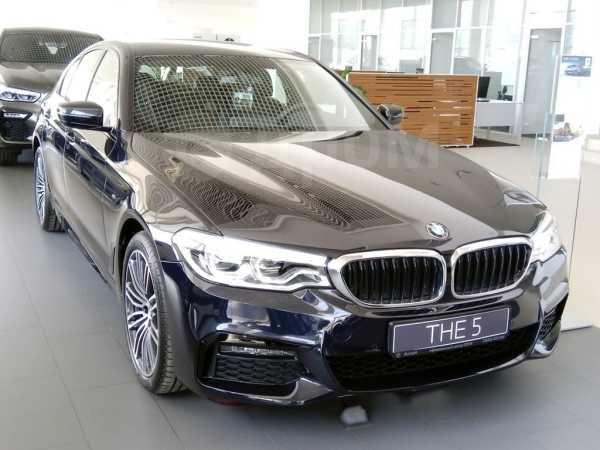 BMW 5-Series, 2020 год, 4 324 500 руб.