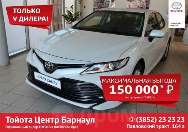 Toyota Camry, 2020 год, 2 722 000 руб.