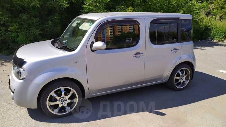 Nissan Cube, 2013 год, 490 000 руб.